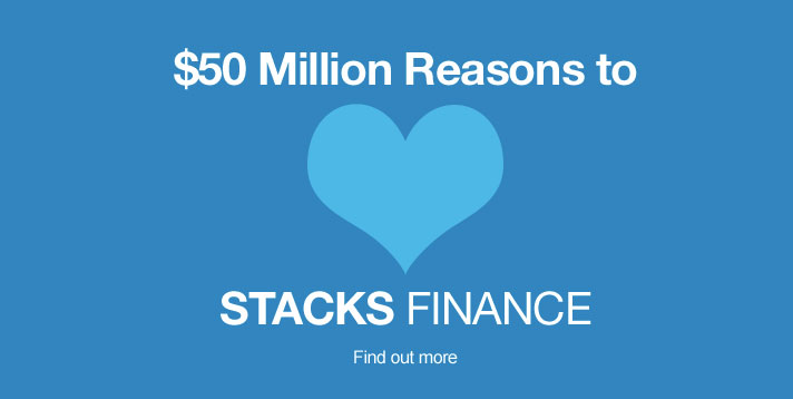 50 Million Reasons To Love Stacks Finance